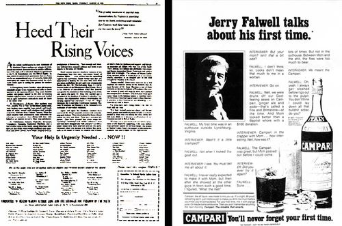 Falwell hustler jerry lawsuit vs