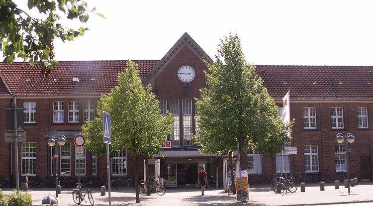 Husum (Germany) station