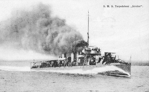 Huszár-class destroyer