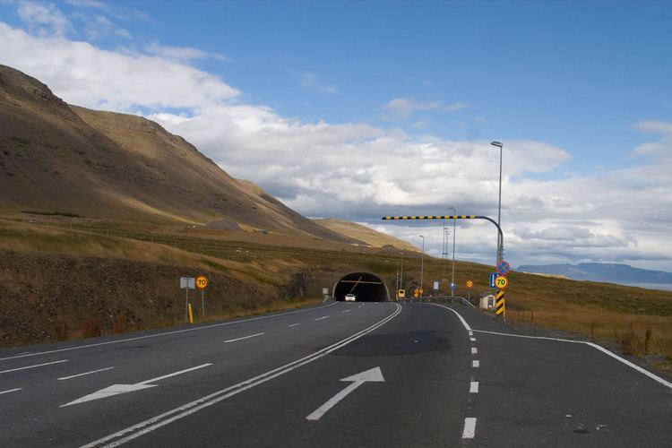 Hvalfjörður Tunnel HVALFJRUR TUNNEL Tunnels Transport and Infrastructure