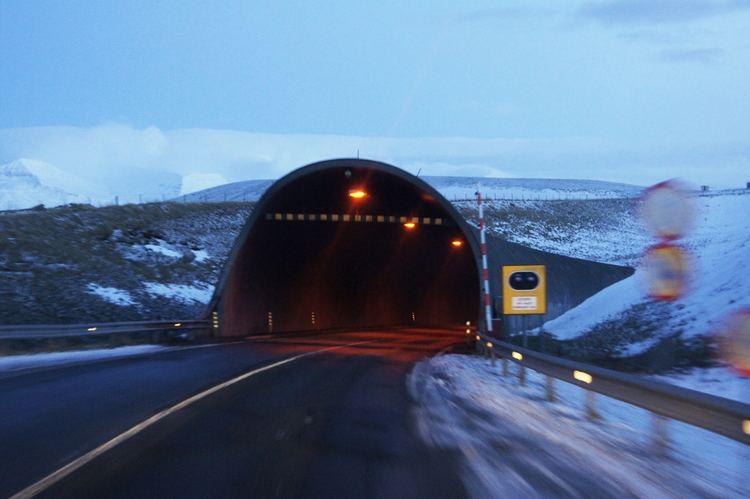 Hvalfjörður Tunnel Hvalfjarargng Hvalfjrur Tunnel