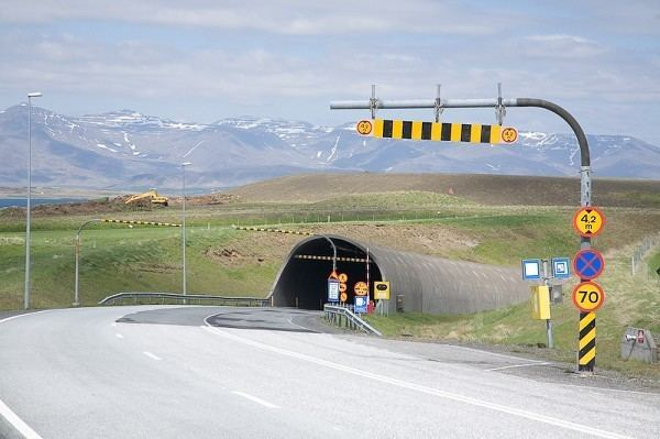 Hvalfjörður Tunnel Hvalfjrur Tunnel Capital RegionAkranes 1998 Structurae