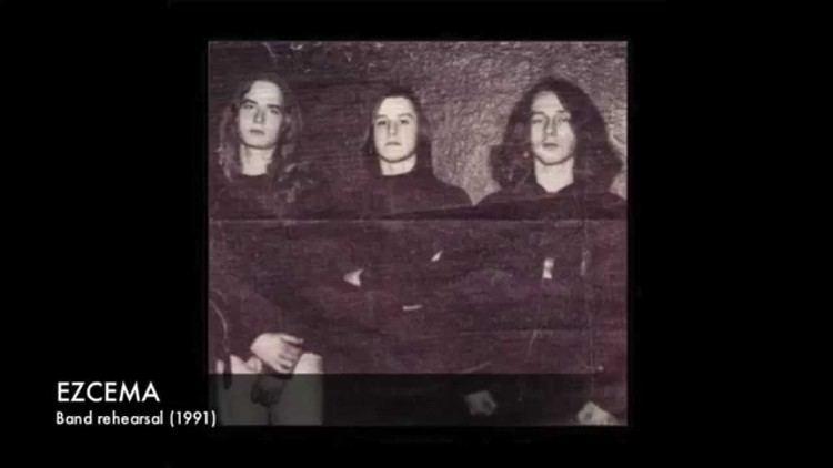 Håvard Jørgensen Eczema preSatyricon Band rehearsal 1991 YouTube