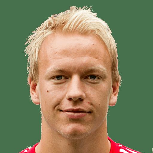 Havard Nielsen Hvard Nielsen 68 rating FIFA 14 Career Mode Player