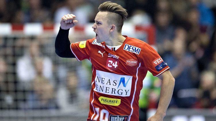 Havard Tvedten Aalborgprofil sat af landsholdet TV 2