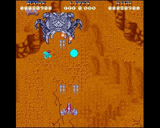 Hybris (video game) Image Info For Hybris Amiga Ingame CVGMnet Computer amp Video