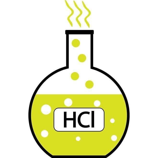 Hydrochloric acid Pumping Hydrochloric Acid