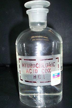Hydrochloric acid hydrochloric acid chemical compound Britannicacom