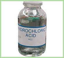 Hydrochloric acid Hydrochloric Acid Hydrochloric Acid AR Grade Aqueous