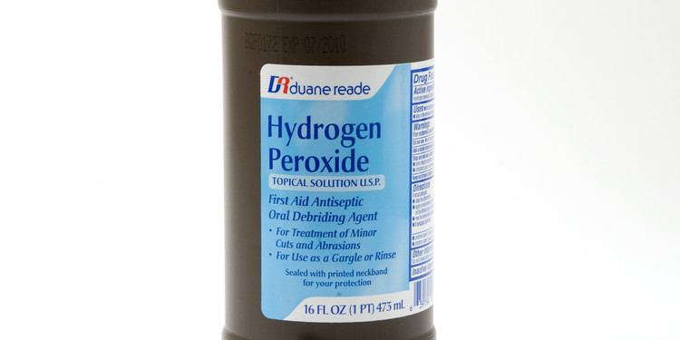 Hydrogen peroxide 6 Surprising Uses For Hydrogen Peroxide The Huffington Post