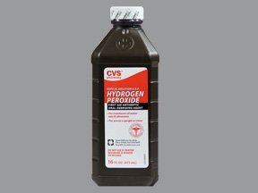 Hydrogen peroxide hydrogen peroxide Uses Side Effects Interactions Pictures