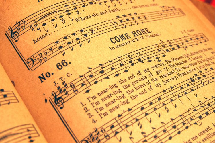 Hymn Sung Theology Hymns amp the Formation of Faith Theology Forum