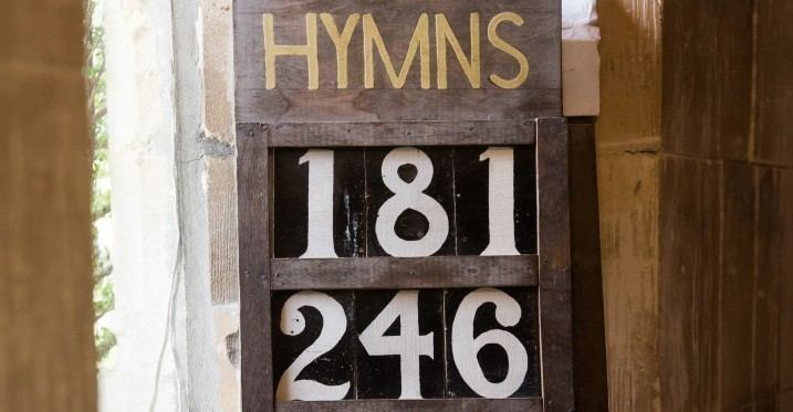 Hymn Hymns for your wedding