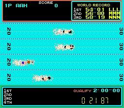 Hyper Sports Hyper Sports Videogame by Konami