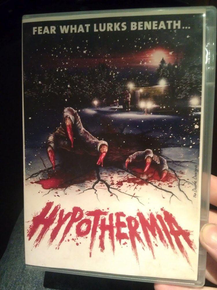 Hypothermia (film) Horror Movie A Day Hypothermia 2010