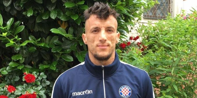 Hysen Memolla Hysen Memolla stigao u bazu Bijelih u Steyru HNK Hajduk Split