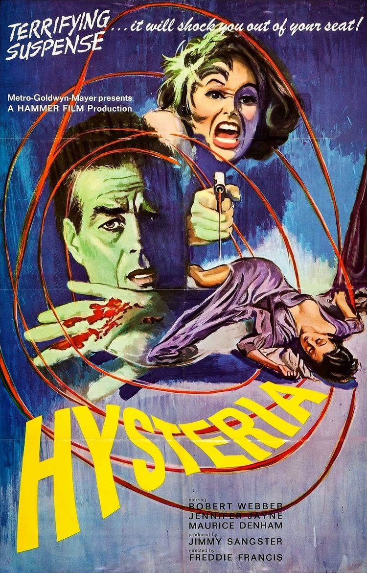 Hysteria (1965 film) Just a Little Hysteria 1965 The Telltale Mind