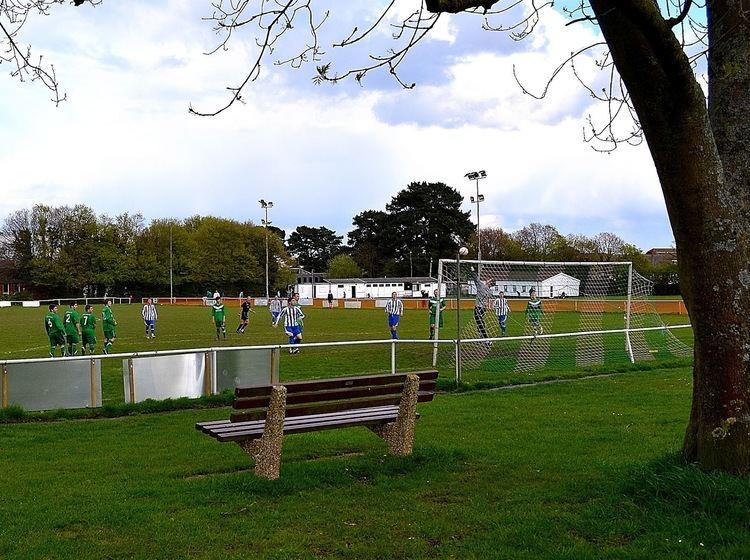 Hythe & Dibden F.C. Hopping Around Hampshire 24 Hythe amp Dibden FC