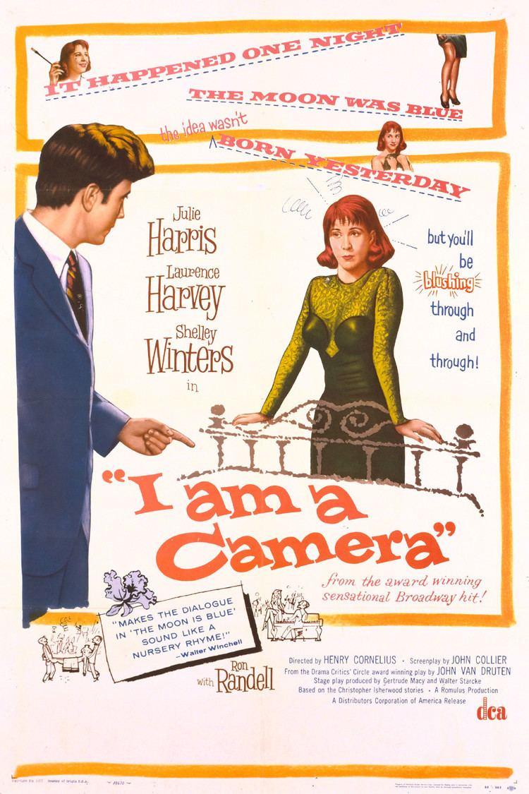 I Am a Camera (film) wwwgstaticcomtvthumbmovieposters40138p40138