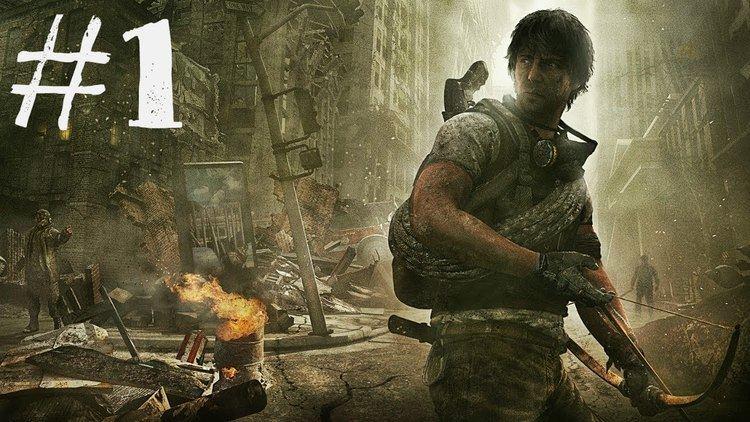 I Am Alive I Am Alive Gameplay Walkthrough Part 1 Return Xbox 360PS3