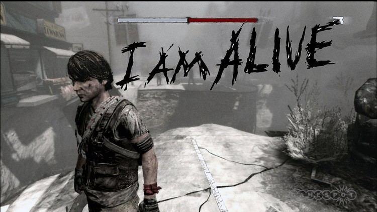 I Am Alive I Am Alive Gameplay Demo Xbox 360 YouTube