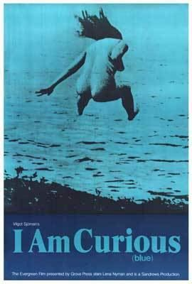 I Am Curious (Blue) I Am Curious Blue Movie Posters From Movie Poster Shop