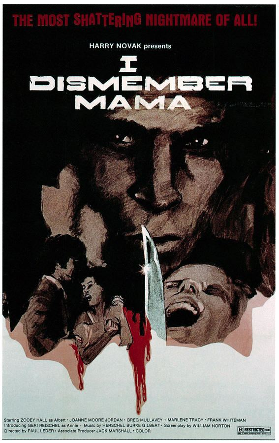 I Dismember Mama Groovy Doom I Dismember Mama 1972 Poor Albert and Little Annie