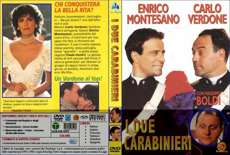 I due carabinieri La Cineteca di Caino I due carabinieri 1984