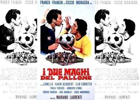 I due maghi del pallone I due maghi del pallone Film 1970 Futuro Europa