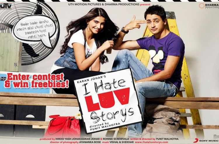 I Hate Luv Storys 2010 Watch I Hate Luv Storys 2010 FULL Free