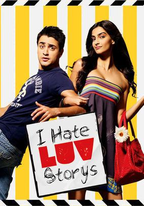 Is I Hate Luv Storys available to watch on Netflix in America