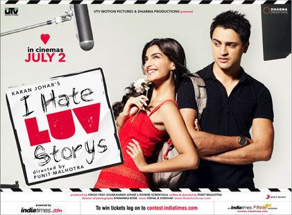 Movie Review I Hate Luv Storys 2010 Access Bollywood