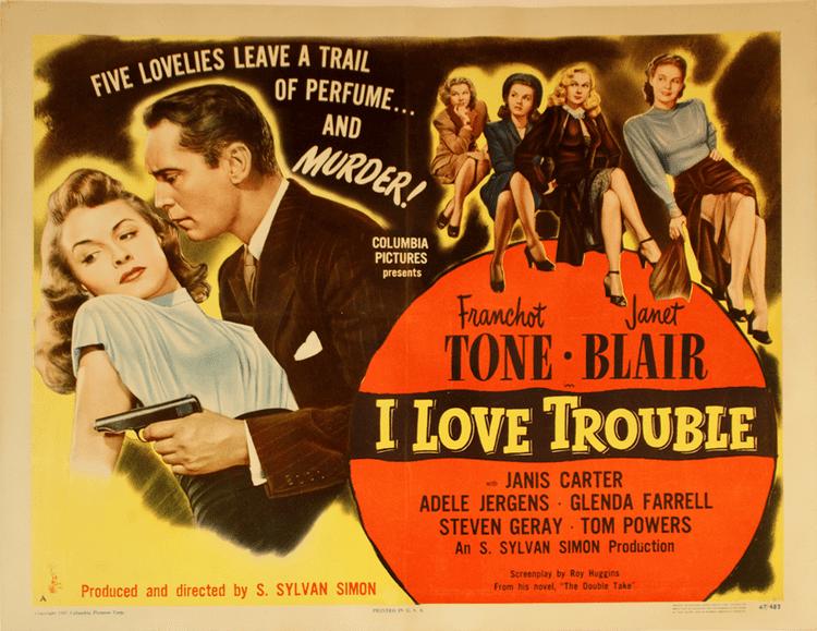 I Love Trouble (1948 film) I Love Trouble 1948 film Alchetron the free social encyclopedia