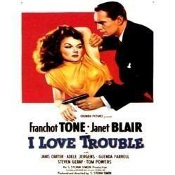 I Love Trouble (1948 film) I Love Trouble 1948 movieshrinkcom