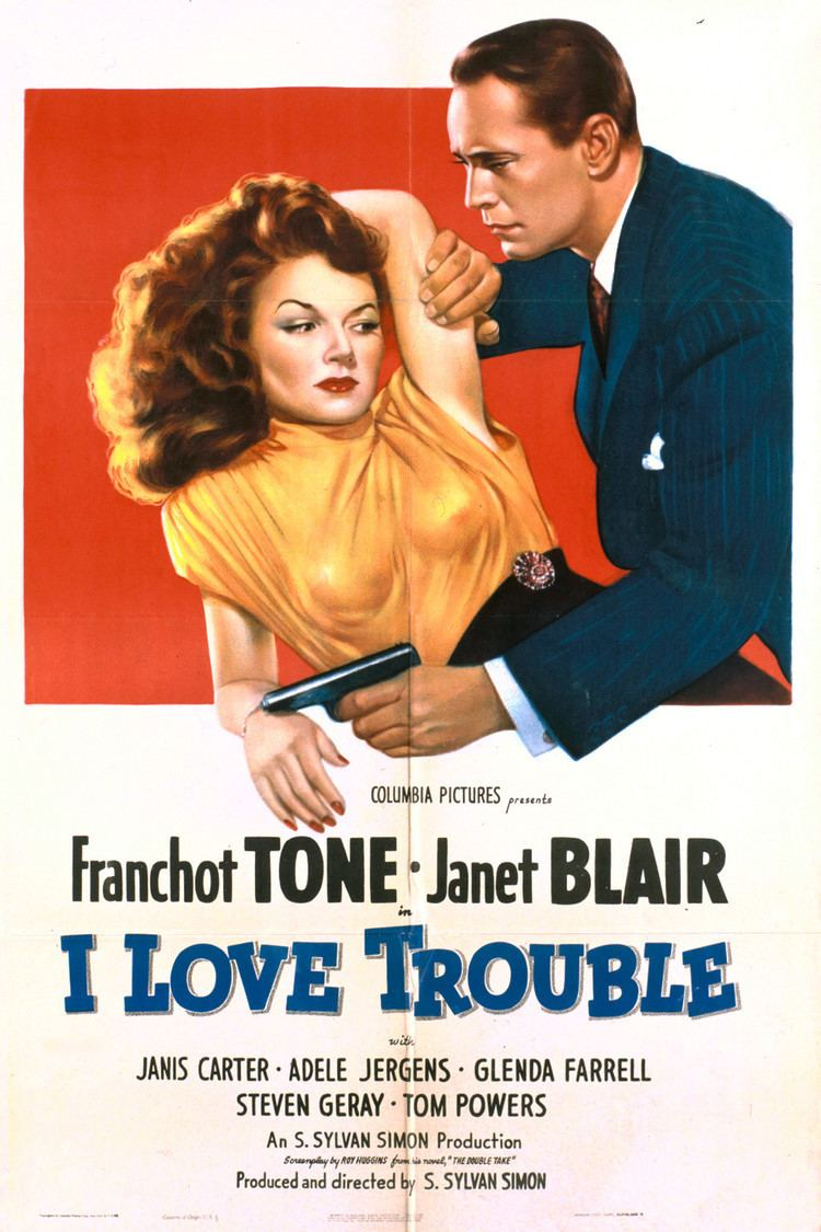 I Love Trouble (1948 film) wwwgstaticcomtvthumbmovieposters91603p91603