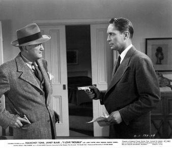 I Love Trouble (1948 film) I Love Trouble 1948 SSylvan Simon Wonders in the Dark