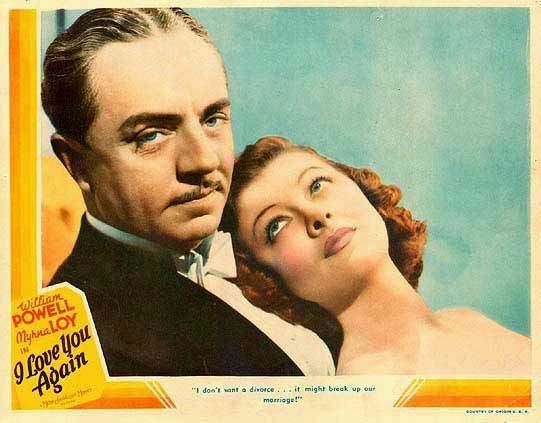 I Love You Again I Love You Again 1940 Free Download Cinema of the World