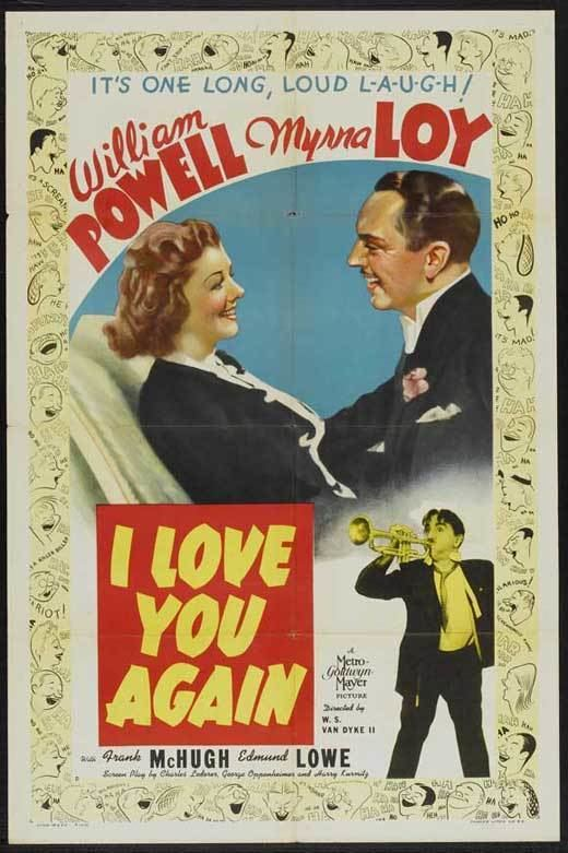 I Love You Again I Love You Again Movie Posters From Movie Poster Shop