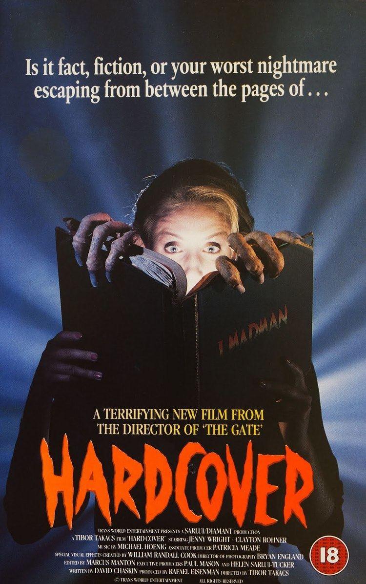 I, Madman obscurendure Review Hardcover UK IMadman US 1989 Dir