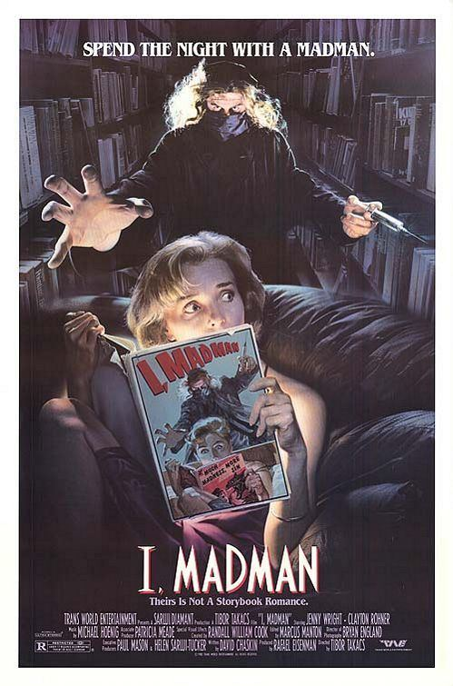 I, Madman Sunday Slaughter I Madman is Just What the Doctor Ordered