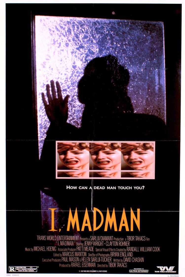 I, Madman wwwgstaticcomtvthumbmovieposters51283p51283
