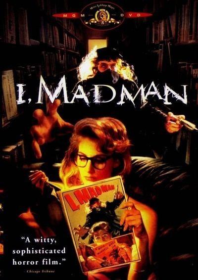 I, Madman I Madman Movie Review Film Summary 1989 Roger Ebert