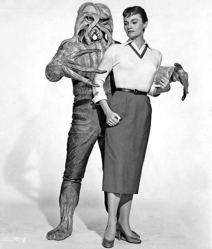I Married a Monster from Outer Space I Married a Monster from Outer Space 1958 I MARRIED A MONSTER