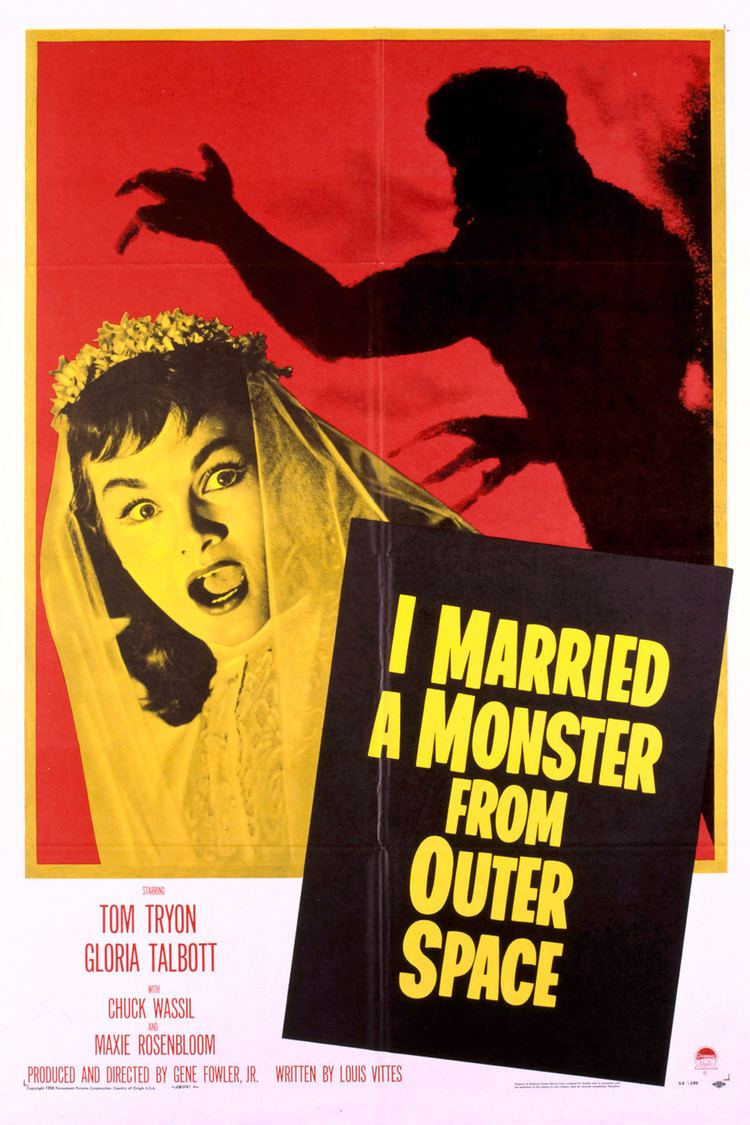 I Married a Monster from Outer Space wwwgstaticcomtvthumbmovieposters1378p1378p