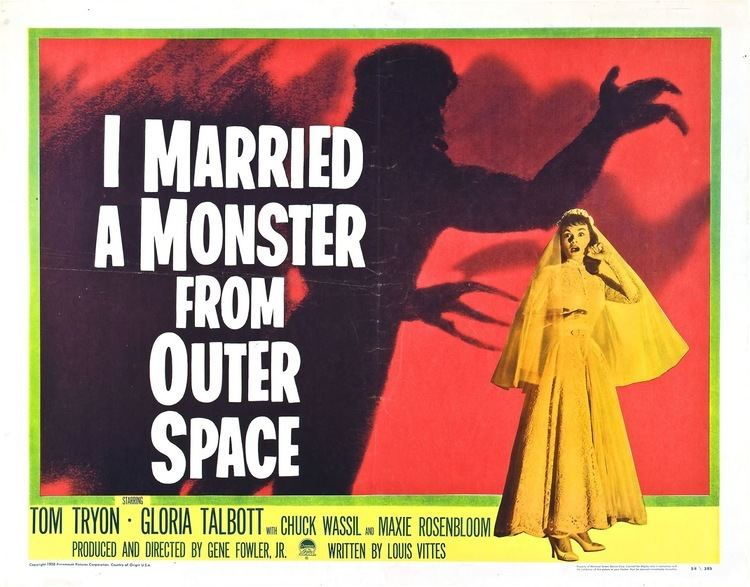 I Married a Monster from Outer Space The Good The Bad and The Critic I Married a Monster From Outer