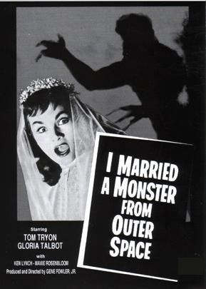 I Married a Monster from Outer Space I Married a Monster from Outer Space 1958 Full Movie Review