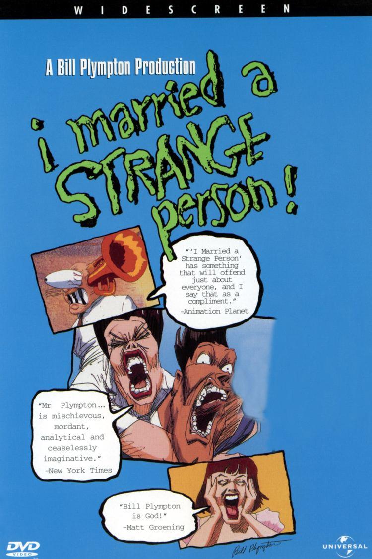 I Married a Strange Person! wwwgstaticcomtvthumbdvdboxart20469p20469d
