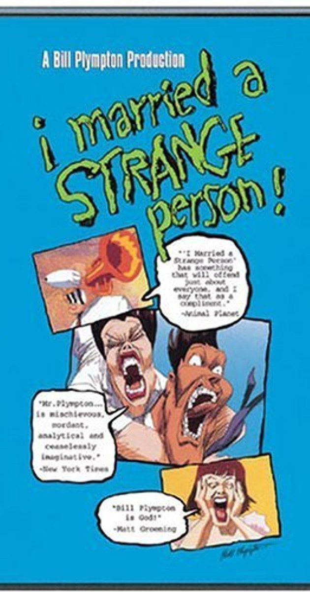 I Married a Strange Person! I Married a Strange Person 1997 IMDb