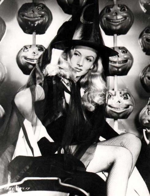I Married a Witch PHOTOS Veronica Lake as Jennifer Wooley in I Married a Witch