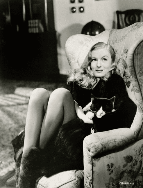 I Married a Witch Veronica Lake from the movie I Married a Witch in 1942 In the